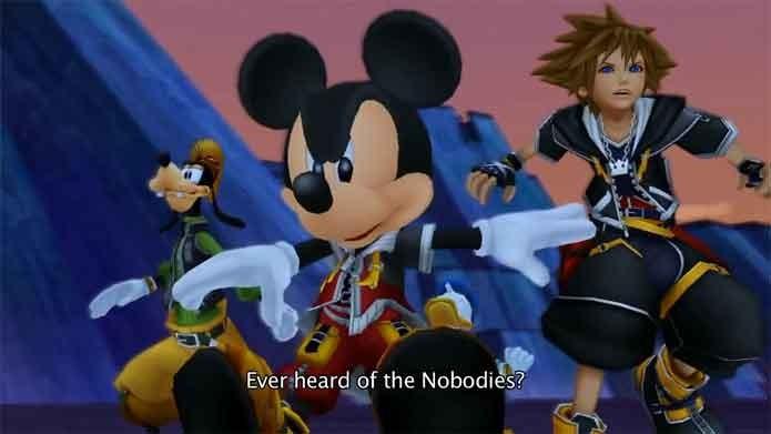 Kingdom Hearts 2 (Foto: Divulgação/Square Enix)