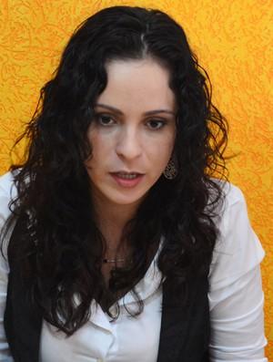 Ana Paula Oliveira foi capa da Playboy em julho de 2007 (Foto: Guto Marchiori / Globoesporte.com)
