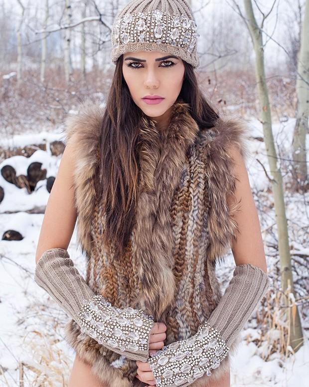Daniela Albuquerque (Foto: Reprodução/ Instagram/ Andrea Dallevo)