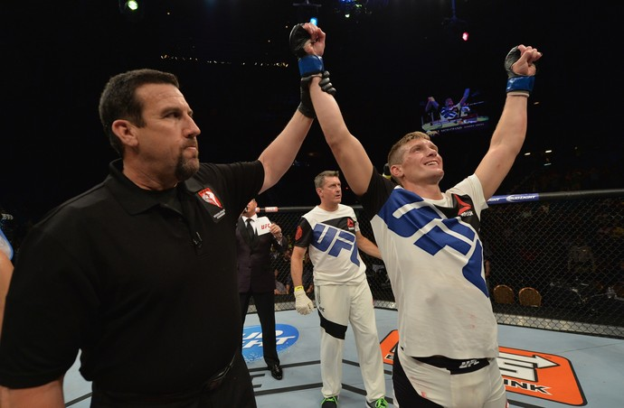 Stephen Thompson TUF 21 Finale (Foto: Getty Images)