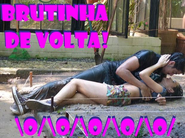 BruTinha (Foto: Malhação / TV Globo)