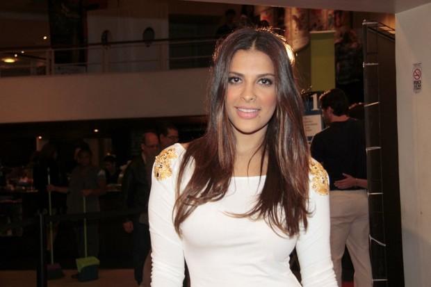 Gyselle Soares (Foto: Isac Luz / EGO)