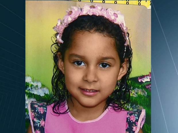 Ana Gabrielle Santos Ferreira desapareceu em Conchal (Foto: Reprodução/EPTV)