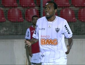 Marion, atacante do Atlético-MG (Foto: Reprodução / Premiere)