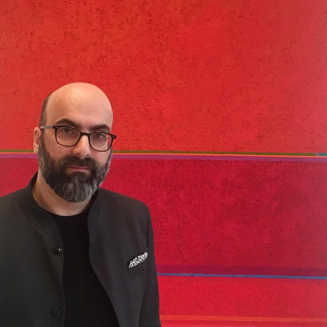 O escritor Valter Hugo Mãe (Foto: Reprodução/Instagram)