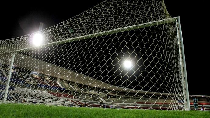 Estádio Rei Pelé CRB x Sport (Foto: Aldo Carneiro / Pernambuco Press)