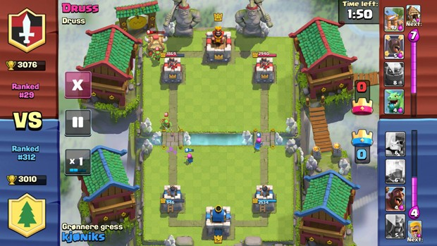 Clash Royale Rascals Guide – How To Use