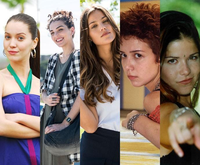 Qual delas é a mais malvada? (Foto: Ellen Soares/Gshow/TV Globo/CEDOC)