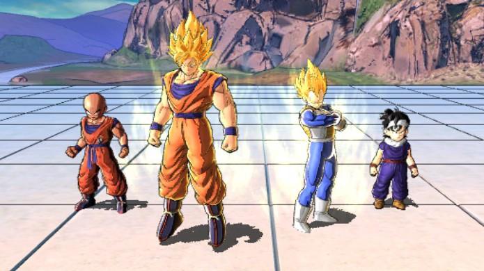 Aprenda a montar um time equilibrado e use-o para vencer Cell e Majin Buu (Foto: Reprodução)