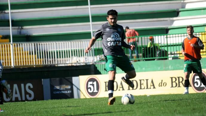 Zezinho Chapecoense (Foto: Cleberson Silva/Chapecoense)