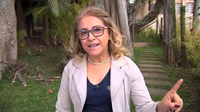 Professora dá dicas para o Enem no Mistura  (Foto: RBS TV/Reprodução)