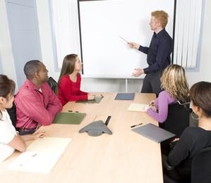 Reunião de executivos (Foto: Shutterstock)