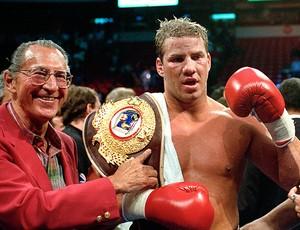 Tommy Morrison Boxeador (Foto: AP)