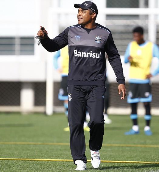 NOVO Professor (Lucas Uebel / Grêmio, DVG)