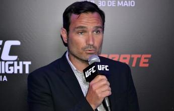 Giovani Decker quer UFC em estádio  e vê Arena do Grêmio como opção
