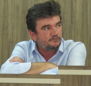 Andres Sanches (Foto: Gustavo Serbonchini)