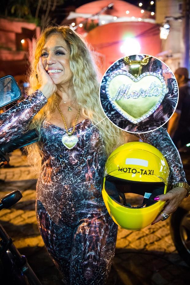 A Regra do jogo - estilo - susana vieira (Foto: Tv Globo)