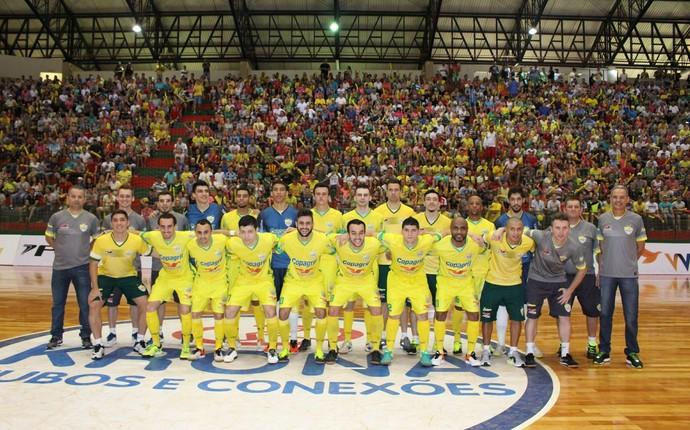 Rondon futsal (Foto: Divulgação)