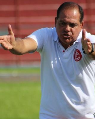 Waguinho Dias Inter de Lages (Foto: Greik Pacheco/Inter de Lages)