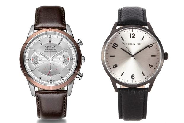 5abe4f4c451 Os clássicos  relógios Vivara (R  590) e Herchcovitch  Alexandre para Chilli