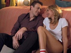 Cameron Diaz e Jason Sagel atuam juntos em Sex Tape (Foto: Divulgação)