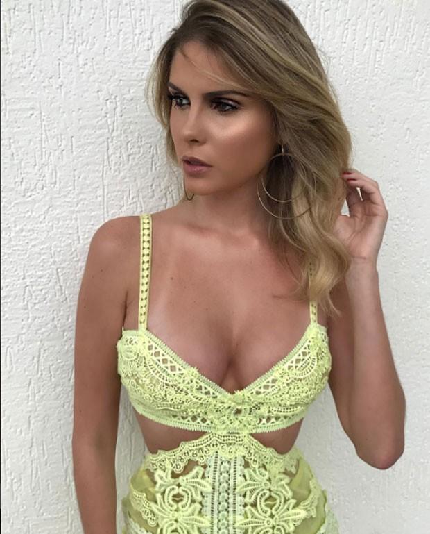 Bárbara: look sexy (Foto: Reprodução Instagram)