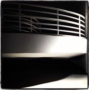 Fotos postadas no Instagram viram mostra em homenagem a Niemeyer, em Goiânia (Foto: Marcílio Lemos/Divulgação)