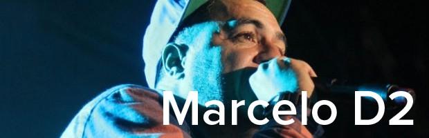 Marcelo D2 (Foto: Euclides Macedo)