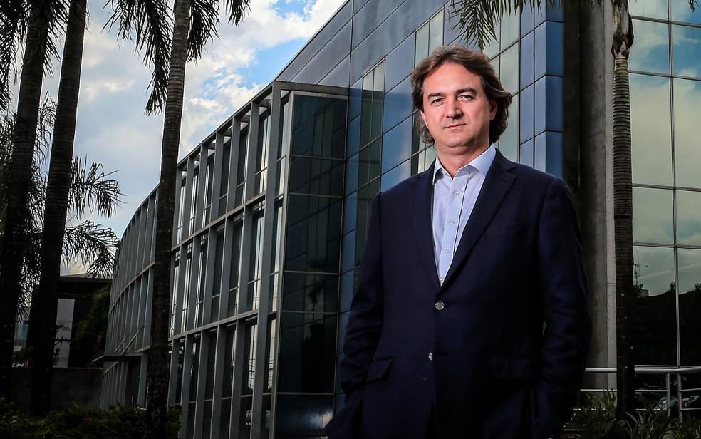 O empresário Joesley Batista (Foto: Jonne Roriz/Estadão Conteúdo)