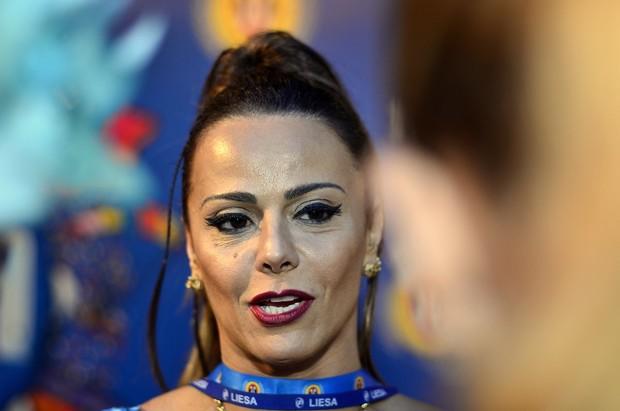Viviane Araújo (Foto: Roberto Teixeira / Ego)