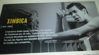 Ximbica Fluminense (Foto: GloboEsporte.com)