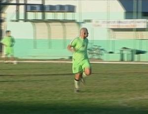 Rodrigo Casagrande é novo reforço do VEC (Foto: Reprodução/TV Vilhena)