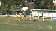 Tiradentes vence por 5x1 e avança no Brasileirão