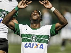 Geraldo Coritiba Grêmio (Foto: Divulgação / Site oficial do Coritiba)
