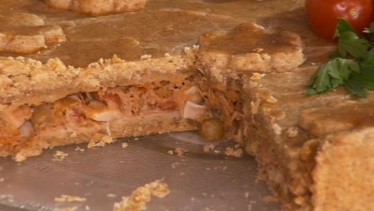 Aprenda a fazer uma deliciosa torta de jaca