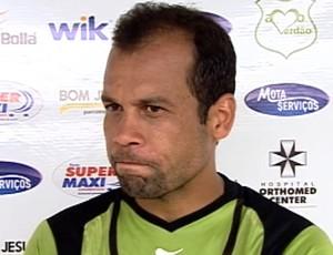Paulo Almeida, Uberlândia Esporte (Foto: Reprodução/TV Integração)