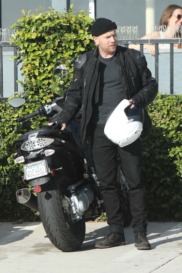 O ator Ewan McGregor (Foto: AKM-GSI)