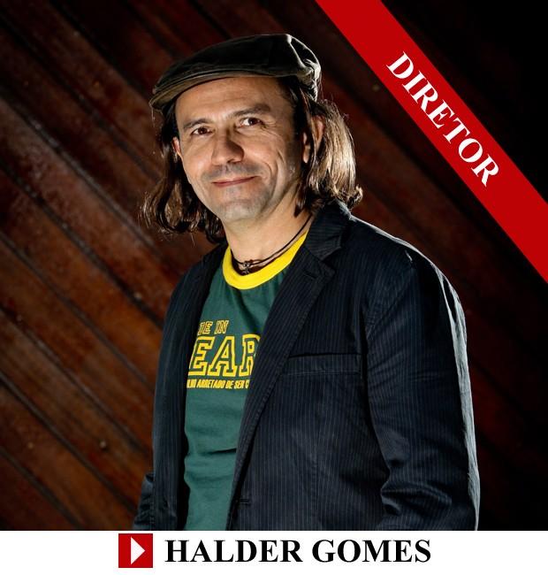 Premio QUEM 2013 Diretor Halder Gomes (Foto: Arte: Eduardo Garcia)