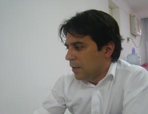Francisco Ferraz, presidente da CBBd (Foto: Aline Rodrigues/GLOBOESPORTE.COM)