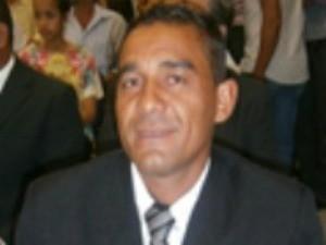 Gilmar Santos foi preso na manhã desta segunda (Foto: Câmara de São Miguel/Divulgação)