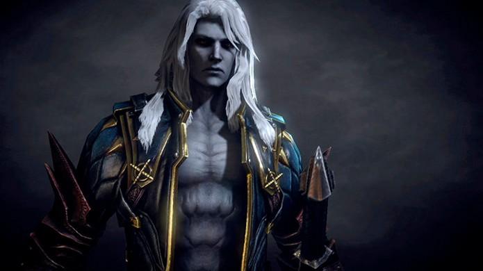 Alucard, em Castlevania Lords of Shadow 2 (Foto: Divulgação)
