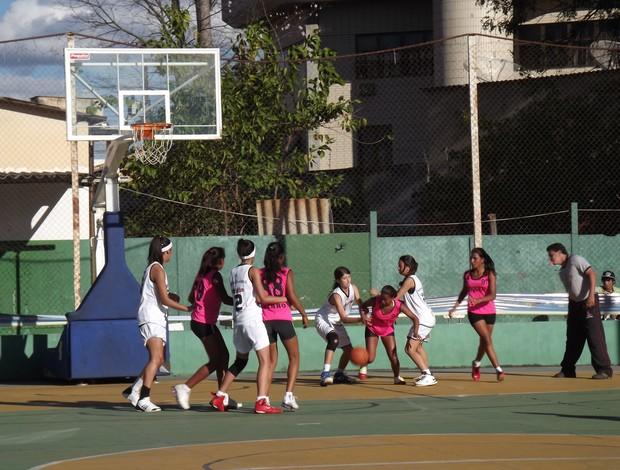 Estudantes Mineiros participam dos JEMG 2012 (Foto: Sec. Est. de Esportes / Assessoria)