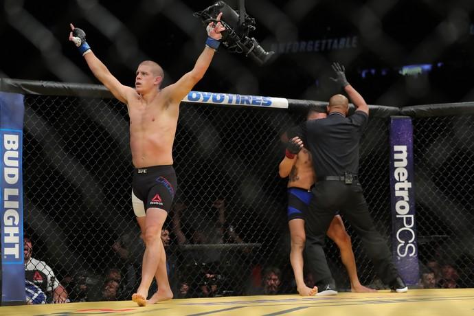 Joe Lauzon, Diego Sanchez, UFC 200, MMA (Foto: Getty Images)