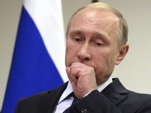 O presidente russo, Vladimir Putin (Foto: Vasily Maximov/AP)