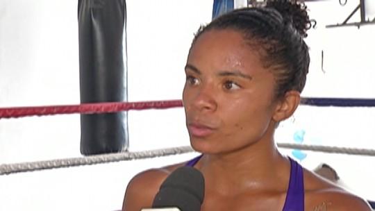 Pugilista Danila Ramos vence na primeira luta como profissional