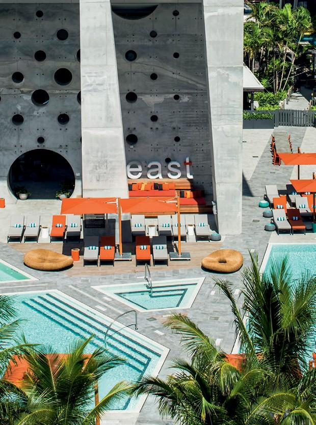 Qual é a sua (Foto: Swire Hotels e Divulgação)