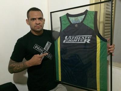 Luiz Besouro, TUF Brasil, MMA (Foto: Adriano Albuquerque)