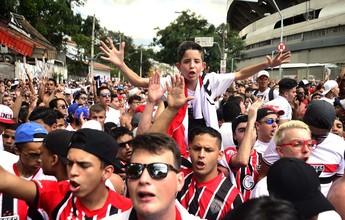 São Paulo x São Bento: ingressos à venda para jogo no Morumbi