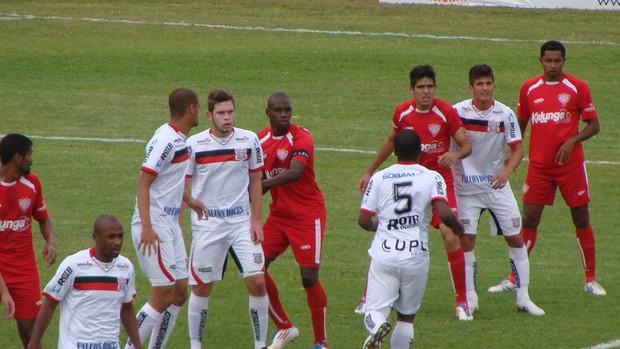 Paulista de Jundiaí x Noroeste - Copa Paulista (Foto: Divulgação/Paulista)
