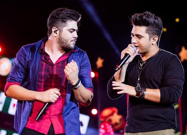Henrique e Juliano (Foto: Reprodução)